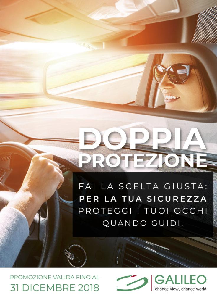 Promo annuale Galileo Doppia Protezione 2018 Ottica Severi dal 1924